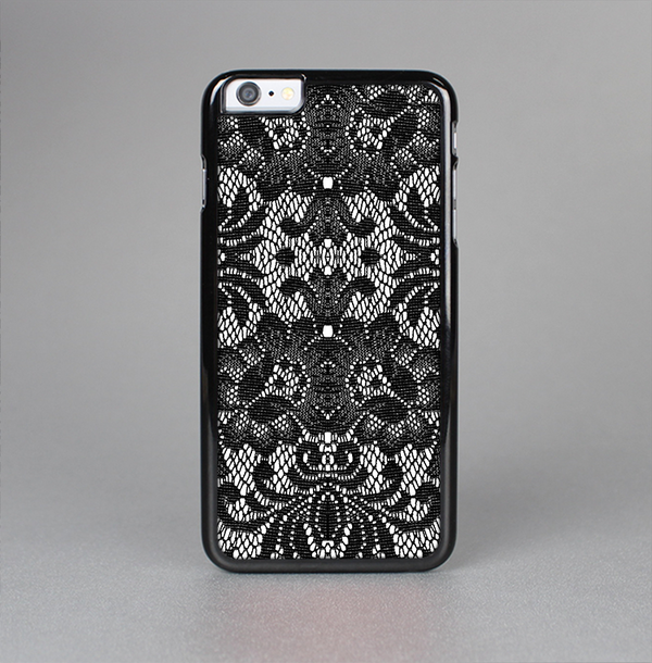 The Black and White Lace Pattern10867032_xl Skin-Sert Case for the Apple iPhone 6 Plus
