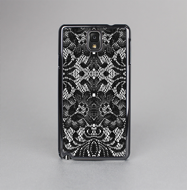 The Black and White Lace Pattern10867032_xl Skin-Sert Case for the Samsung Galaxy Note 3