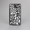 The Black and White Snow Leopard Pattern Skin-Sert Case for the Samsung Galaxy Note 3