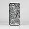 The Black and White Spotted Hearts Skin-Sert for the Apple iPhone 5c Skin-Sert Case