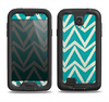 The Bleeding Green Samsung Galaxy S4 LifeProof Fre Case Skin Set