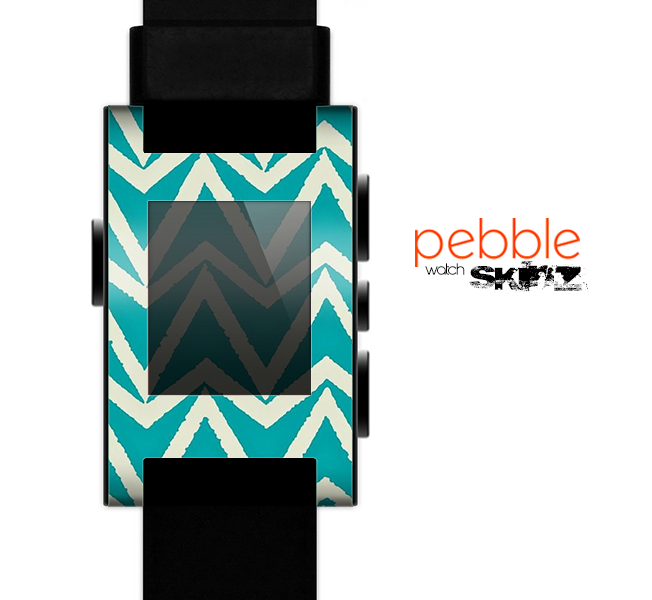 The Bleeding Green Skin for the Pebble SmartWatch