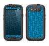 The Blue Anchor Collage V2 Samsung Galaxy S4 LifeProof Fre Case Skin Set