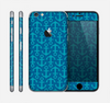 The Blue Anchor Collage V2 Skin for the Apple iPhone 6