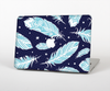 The Blue Aztec Feathers and Stars Skin for the Apple MacBook Air 13""