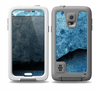 The Blue Broken Concrete Skin Samsung Galaxy S5 frē LifeProof Case