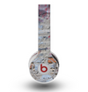 The Blue Chipped Graffiti Wall Skin for the Original Beats by Dre Wireless Headphones