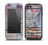 The Blue Chipped Graffiti Wall Skin for the iPod Touch 5th Generation frē LifeProof Case