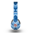 The Blue Diamond Pattern Skin for the Beats by Dre Original Solo-Solo HD Headphones