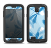 The Blue DragonFly Samsung Galaxy S4 LifeProof Fre Case Skin Set