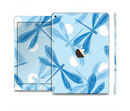 The Blue DragonFly Skin Set for the Apple iPad Pro
