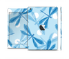 The Blue DragonFly Skin Set for the Apple iPad Mini 4