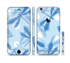 The Blue DragonFly Sectioned Skin Series for the Apple iPhone 6