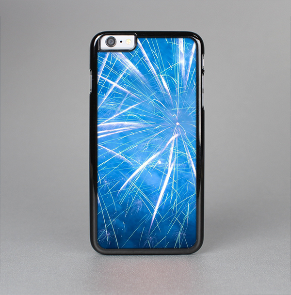 The Blue Fireworks Skin-Sert Case for the Apple iPhone 6 Plus