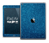The Blue Glitter Skin for the iPad Air