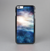 The Blue & Gold Glowing Star-Wave Skin-Sert Case for the Apple iPhone 6 Plus