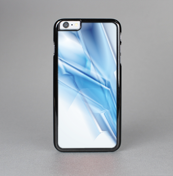The Blue HD Glass Shard Skin-Sert Case for the Apple iPhone 6 Plus