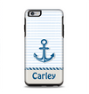 The Blue Highlighted Anchor with Rope Name Script Apple iPhone 6 Plus Otterbox Symmetry Case Skin Set