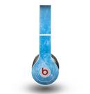The Blue Ice Surface Skin for the Beats by Dre Original Solo-Solo HD Headphones