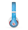 The Blue Ice Surface Skin for the Beats by Dre Studio (2013+ Version) Headphones