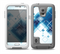The Blue Levitating Squares Skin for the Samsung Galaxy S5 frē LifeProof Case
