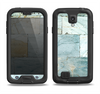The Blue Marble Layered Bricks Samsung Galaxy S4 LifeProof Fre Case Skin Set
