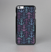 The Blue & Pink Vector Anchor Collage Skin-Sert Case for the Apple iPhone 6 Plus