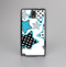 The Blue Polkadotted Vector Stars Skin-Sert Case for the Samsung Galaxy Note 3
