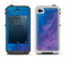 The Blue & Purple Pastel Apple iPhone 4-4s LifeProof Fre Case Skin Set