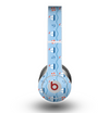 The Blue & Red Nautical Sailboat Pattern Skin for the Beats by Dre Original Solo-Solo HD Headphones