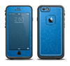 The Blue Subtle Speckles Apple iPhone 6/6s LifeProof Fre Case Skin Set