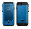 the blue subtle speckles  iPhone 6/6s Plus LifeProof Fre POWER Case Skin Kit