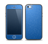 The Blue Subtle Speckles Skin Set for the iPhone 5-5s Skech Glow Case