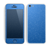 The Blue Vector Fish and Boat Pattern Skin for the Apple iPhone 5c