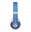 The Blue Subtle Speckles Skin for the Beats by Dre Studio (2013+ Version) Headphones