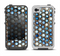 The Blue Tiled Abstract Pattern Apple iPhone 4-4s LifeProof Fre Case Skin Set