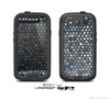 The Tan & Colored Laced Polka dots Skin For The Samsung Galaxy S3 LifeProof Case