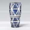 The_Blue_Triangluar_Aztec_Pattern_-_Yeti_Rambler_Skin_Kit_-_30oz_-_V1.jpg