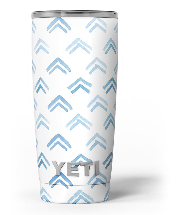 The_Blue_Upwards_Arrow_Pattern_-_Yeti_Rambler_Skin_Kit_-_20oz_-_V3.jpg