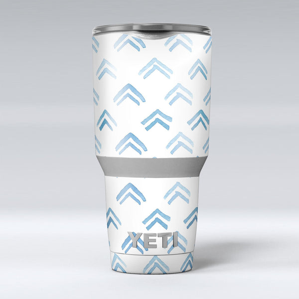 The_Blue_Upwards_Arrow_Pattern_-_Yeti_Rambler_Skin_Kit_-_30oz_-_V1.jpg