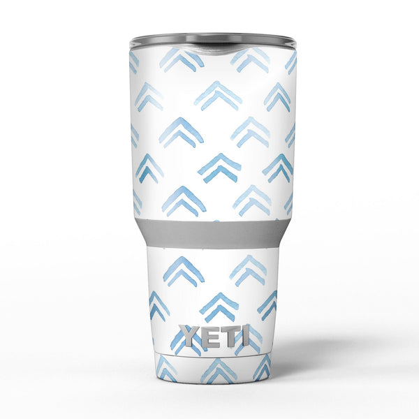 The_Blue_Upwards_Arrow_Pattern_-_Yeti_Rambler_Skin_Kit_-_30oz_-_V5.jpg