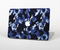 "The Blue Vector Camo Skin Set for the Apple MacBook Pro 15"" with Retina Display"