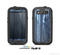The Blue Washed WoodGrain Skin For The Samsung Galaxy S3 LifeProof Case
