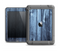 The Blue Washed WoodGrain Apple iPad Air LifeProof Fre Case Skin Set