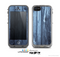 The Blue Washed WoodGrain Skin for the Apple iPhone 5c LifeProof Case