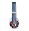 The Blue Washed WoodGrain Skin for the Beats by Dre Studio (2013+ Version) Headphones