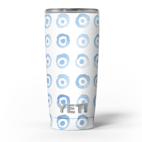 The_Blue_WaterColor_BullsEye_Pattern_-_Yeti_Rambler_Skin_Kit_-_20oz_-_V5.jpg