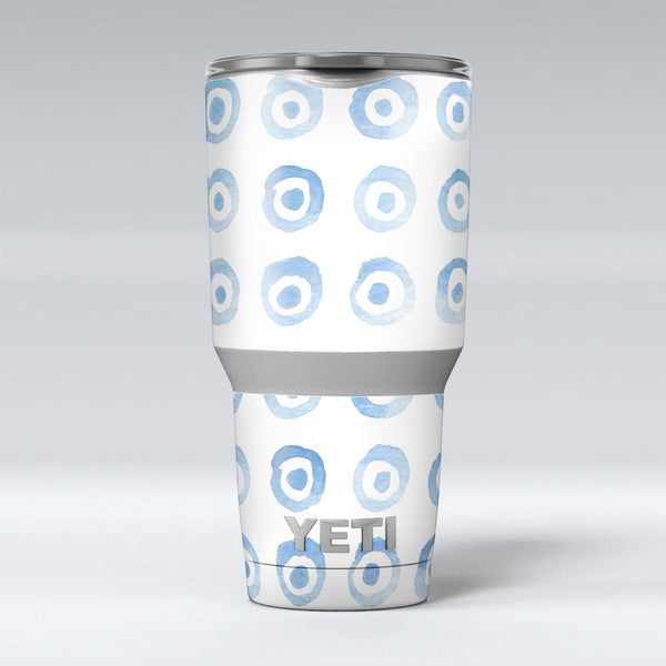 The_Blue_WaterColor_BullsEye_Pattern_-_Yeti_Rambler_Skin_Kit_-_30oz_-_V1.jpg