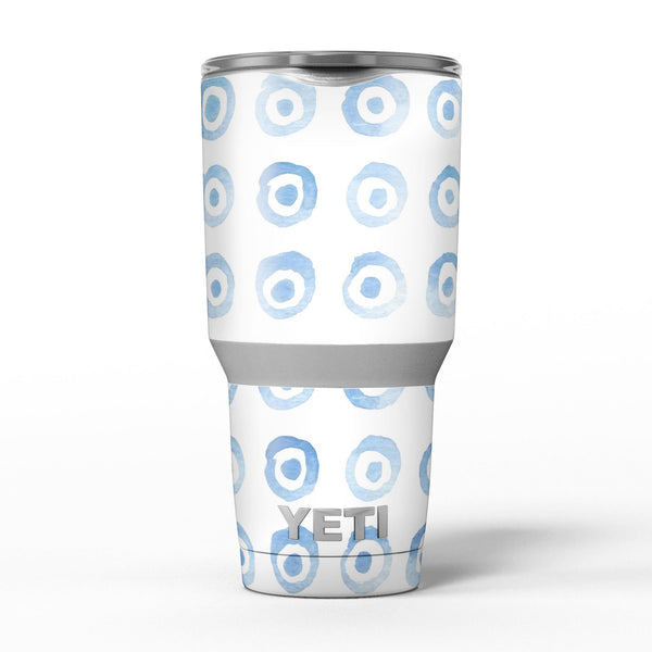The_Blue_WaterColor_BullsEye_Pattern_-_Yeti_Rambler_Skin_Kit_-_30oz_-_V5.jpg