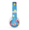 The Blue With Colorful Flying Balloons Skin for the Beats by Dre Studio (2013+ Version) Headphones